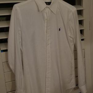 Ralph Lauren button down shirt.